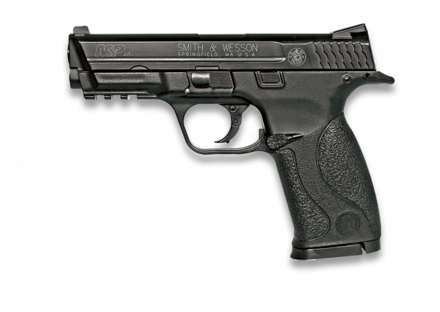 pistola SMITH&WESSON M&P40 Co2 6mm