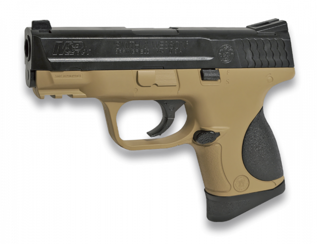 SMITH & WESSON M&P CON BB100