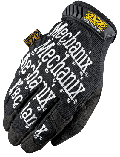 Glove MECHANIX, THE ORIGINAL. B/W Size-L