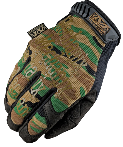 Guante MECHANIX THE ORIGINAL.CAMO.T-XL