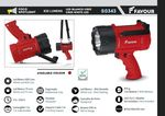 Spotlight FAVOUR. Red 820 Lumens