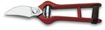 ENAMELLED HANDLE GRAPE HARVEST & PRUNING SHEARS 18 cm. D 3C