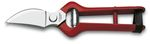 ENAMELLED HANDLE PRUNING SHEARS 21 cm. D 3C