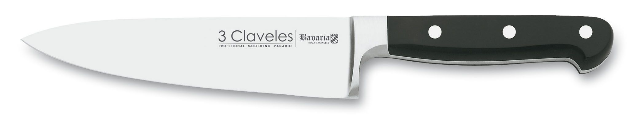 "BAVARIA PROFESSIONAL CHEF KNIFE 15 cm - 6"" E 3C"