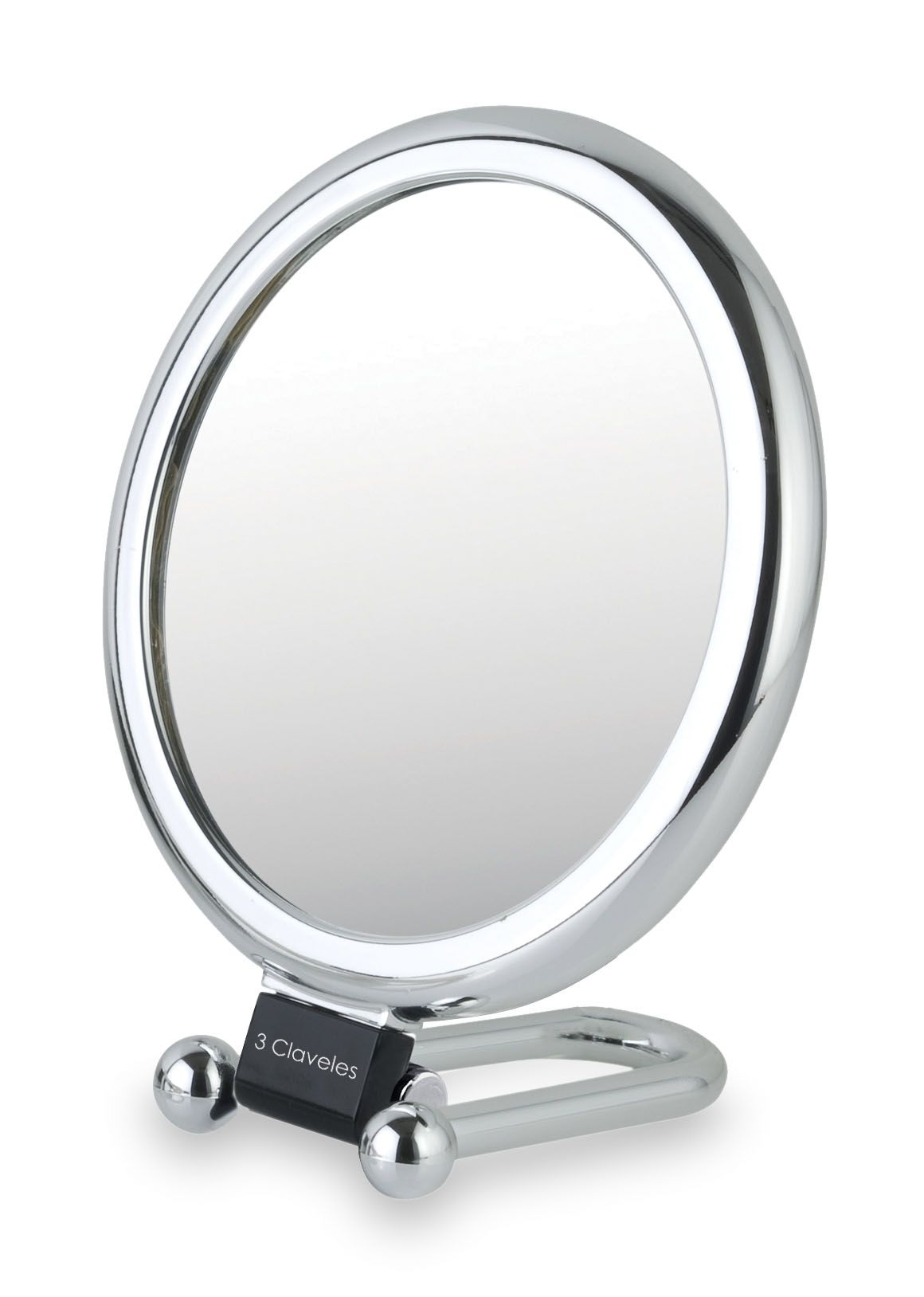 MAGNIFYING MIRROR FOLDING BASE - Ø 15 cm  - 1x7 3C