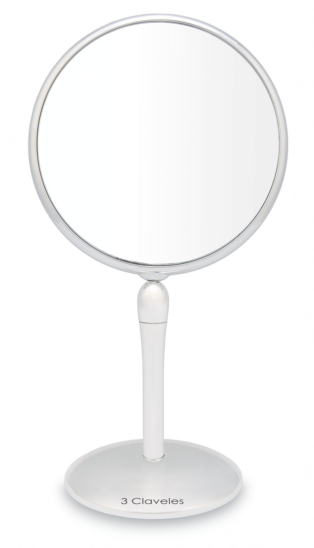 MAGNIFYING MIRROR SWIVEL BASE - Ø 18 cm  - 1x5 3C