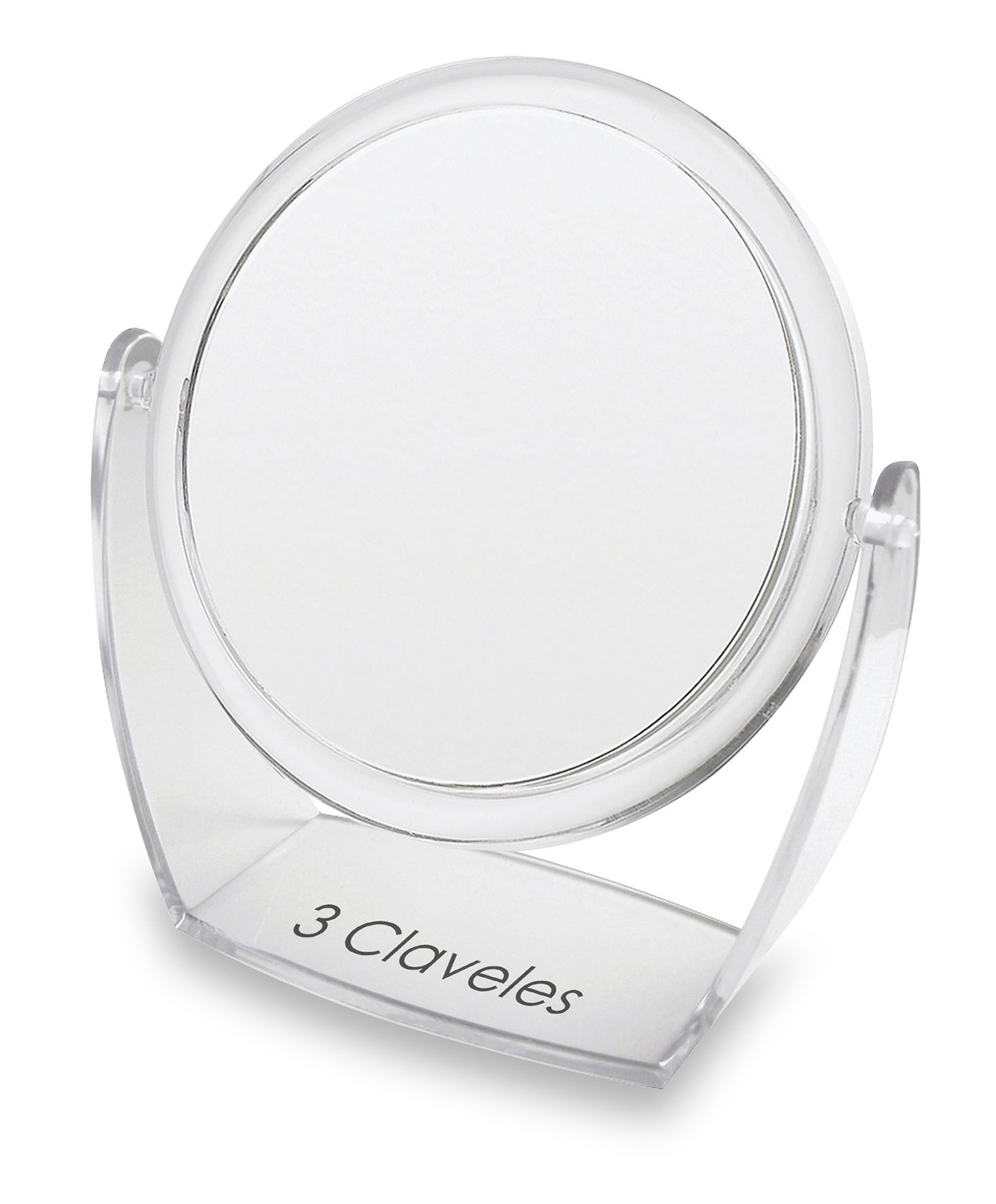 MAGNIFYING MIRROR WITH BASE 1x5 3C