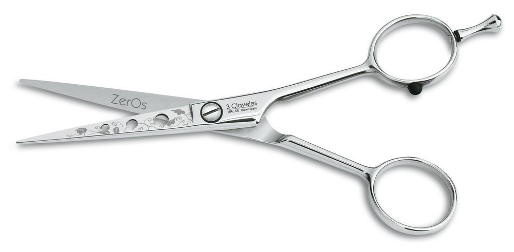 "HAIRDRESING SCISSORS ZEROS 5.5"" D 3C"