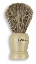 HORSEHAIR SHAVING BRUSH 3C
