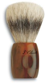 HORSEHAIR SHAVING BRUSH CASE                   3C