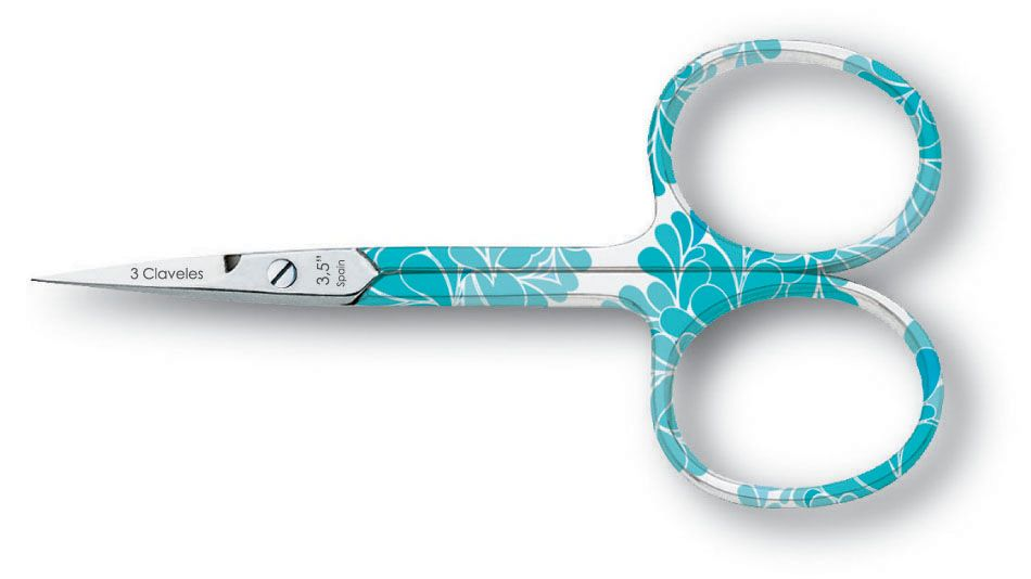 "INDICO BLUE CUTICLE SCISSORS 3,5"" D 3C"
