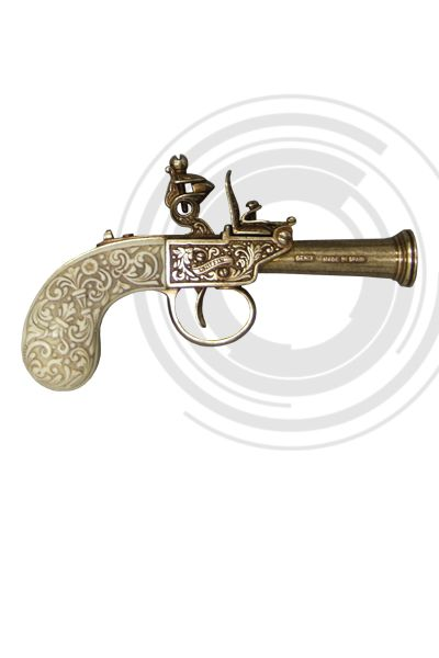 Pistola antigua decorativa 1009L Denix