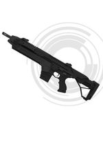 Pistola Airsoft 1507N C/BAT Amont