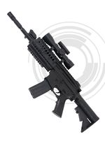 Airsoft  Guns, rifles, ammunitions, protections, viewfinders