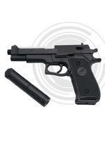 Pistol Airsoft M22N Amont
