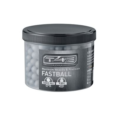 DEFENSA FASTBALLS rubber- CAL 43 - 0,9G-430 UDS- M9