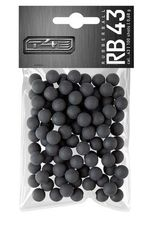 DEFENSA RB43- BOLAS GOMA c/43-PACK 100 (M25)