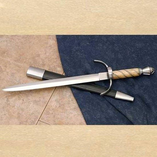 LEFT HAND DESCHAUX DAGGER
