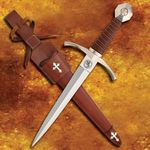 ACCOLADE DAGGER OF THE KNIGHTS TEMPLAR