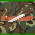 E.G.WATERMAN US WWII FIGHTING KNIFE