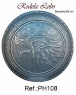 PH108 Shield house stark Game of Thrones