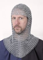 0501035650 Executioner or chainmail hood