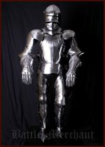 1016600700 Gothic medieval armor