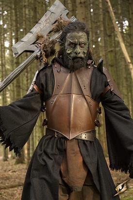 20075050 Orc Armor
