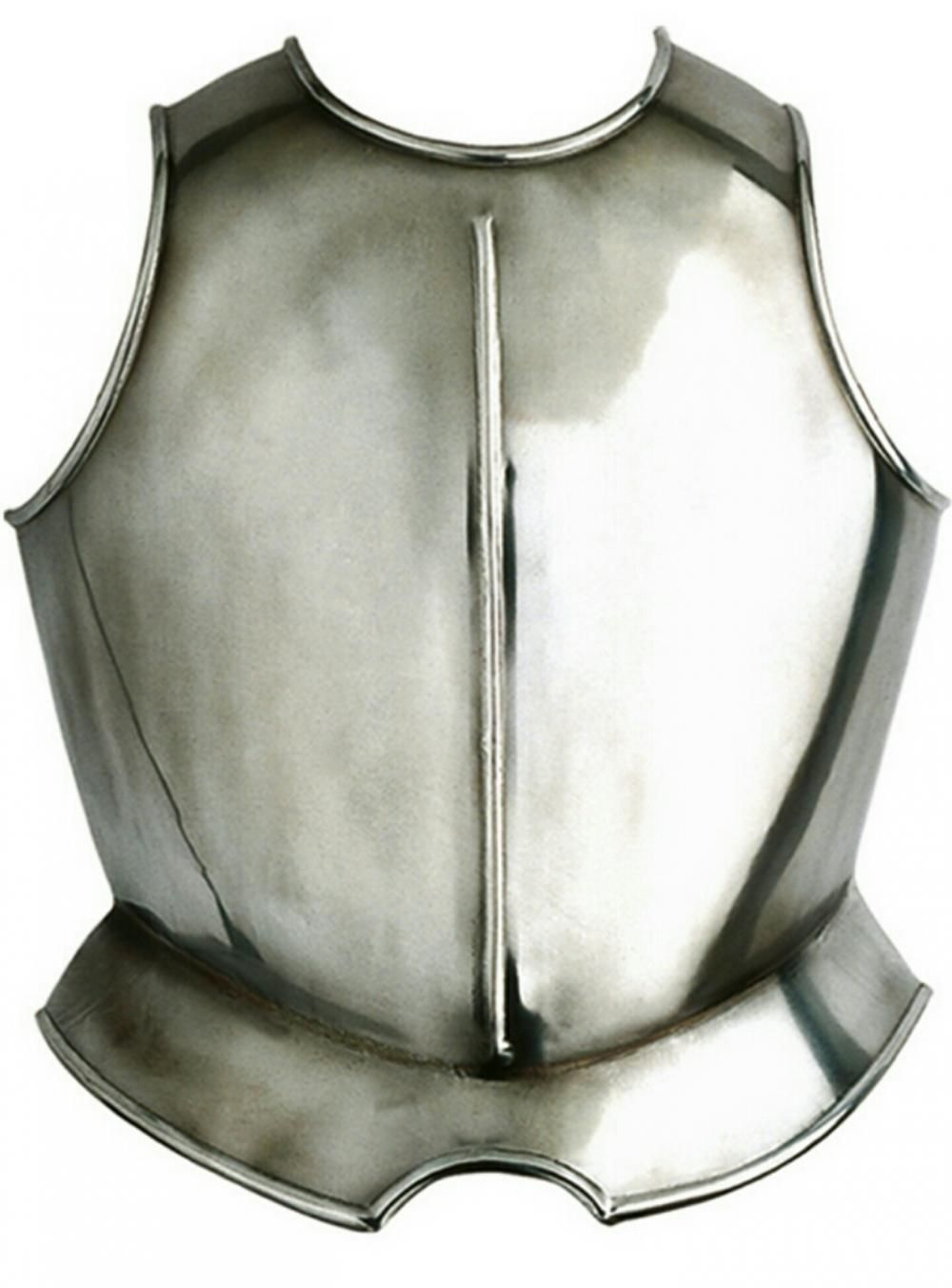 931 Smooth breastplate