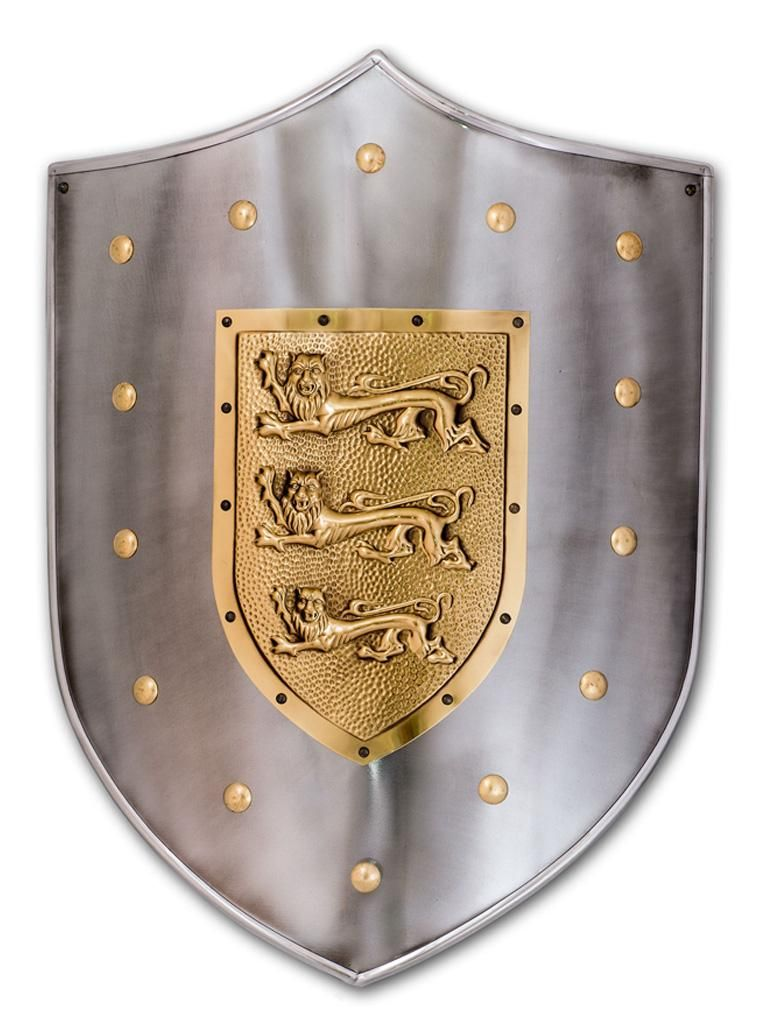 963.4 Coat of Arms of Richard the Lionheart