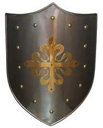 963.9 Shield with calatrava cross