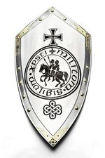 965.1 Knights Templar Shield