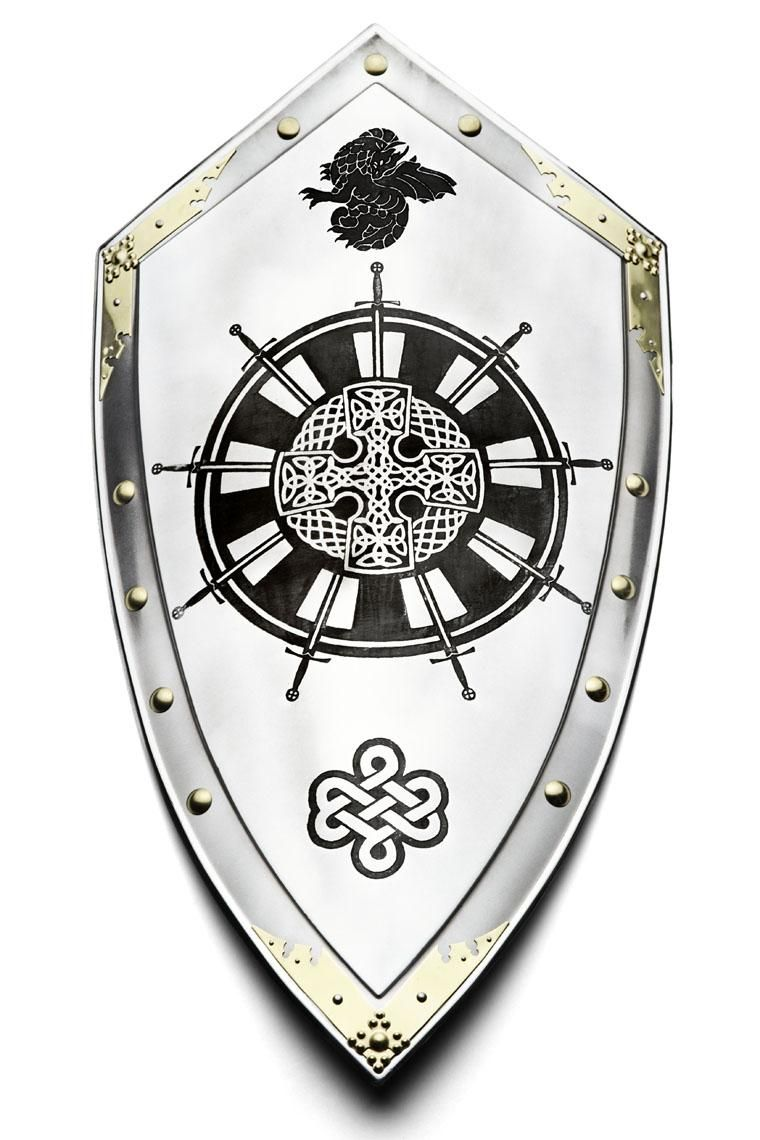 965.2 Round table shield