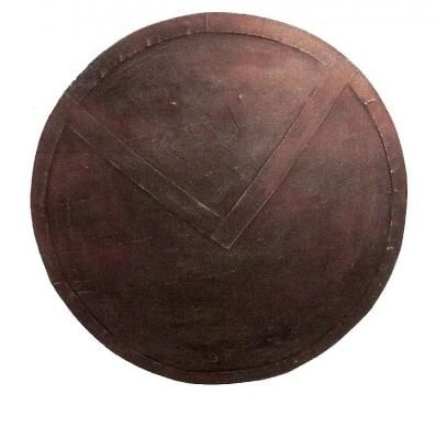 B3726 Shield of 300 Spartans for recreation