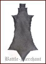 BMSB-LG Pair of leggings or leg protectors for chain mail