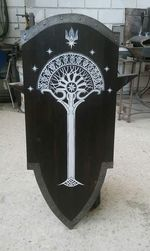 Shield of Gondor The Lord of the Rings