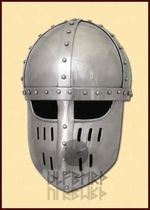 ULF-HM-29 Cross helmet Spangenhelm with mask