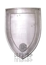 ULF-SD-09 Medieval steel shield with internal pad