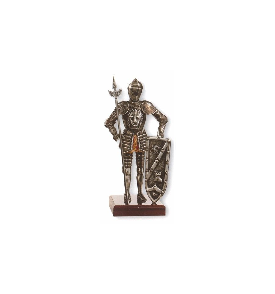 Medieval Armor in Miniature