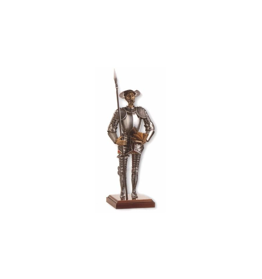 Figure Don Quijote medium-sized miniature