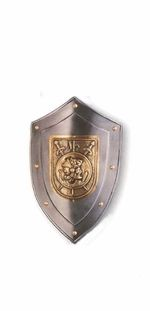 Warrior Shield with Sword