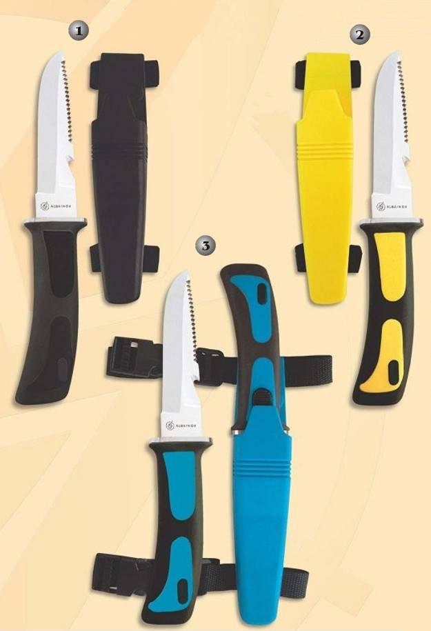 Sport knives.