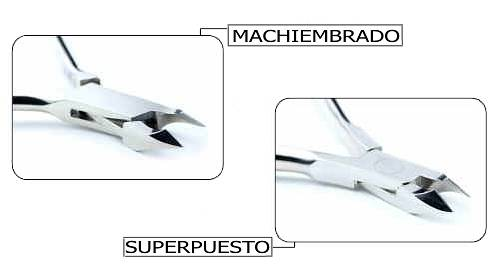 Pliers can made by machiembrado or superposed