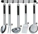 3 CLAVELES KITCHEN ACCESSORIES OF STAINLESS 18/8 STEEL