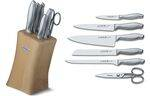 3 CLAVELES LOG OF KITCHEN WITH ABSOLUTE KNIVES AND KITCHEN SCISSORS