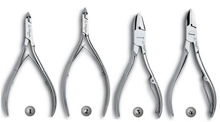 SKINS AND NALIS NICKEL-PLATED PROFESSIONALS PLIERS