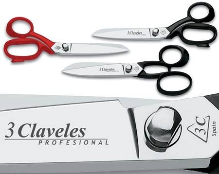 NUT FOR 3 CLAVELES WORKINGS SCISSORS