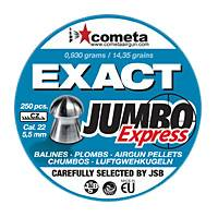 Cometa high competition pellets Exact Jumbo Express