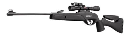 GAMO SOCOM AIRGUN IN CALIBER 4´5 AND 5´5