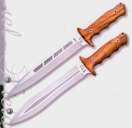 Nieto mount knife 1039 and 1038